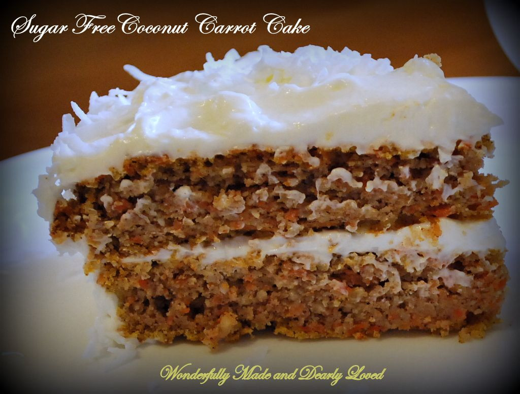 25 Best Ideas Diabetic Carrot Cake Recipes - Best Round Up ...
