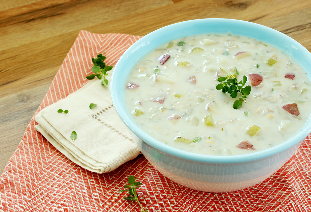 The Best Ideas for Low Fat Clam Chowder - Best Round Up ...