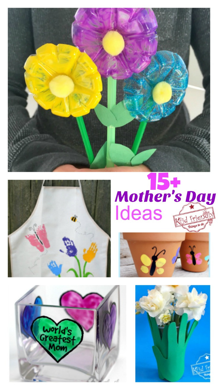 Mothers Day Recipe Craft Over 15 Mother s Day Crafts That Kids Can Make for Gifts