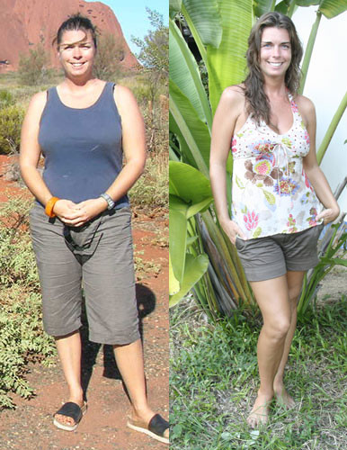 Raw Food Diet Weight Loss Raw Food for Weight Loss Before and After
